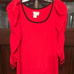 Sophie Max tunic sweater